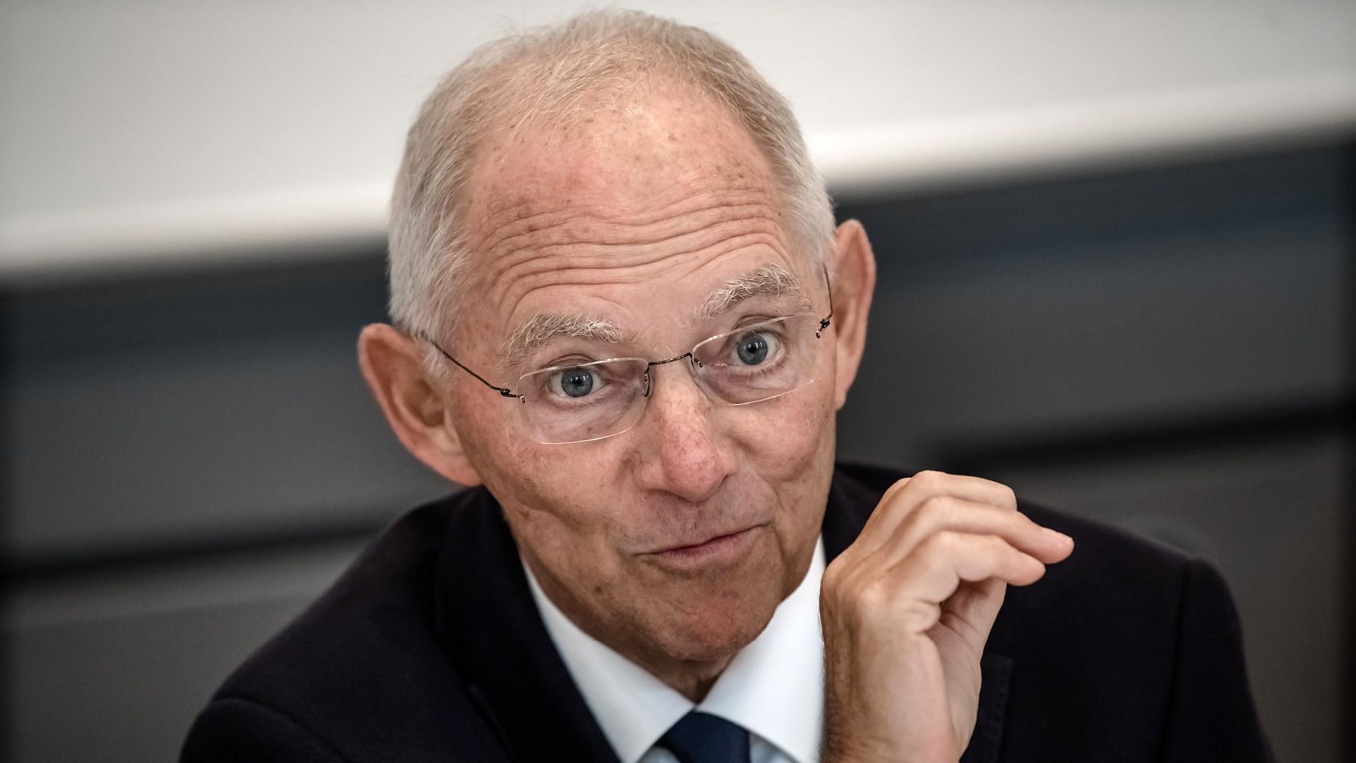 Round Table Schäuble